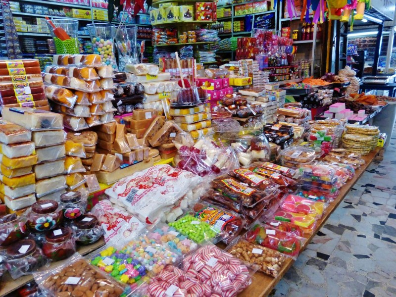 Dulces…candy!