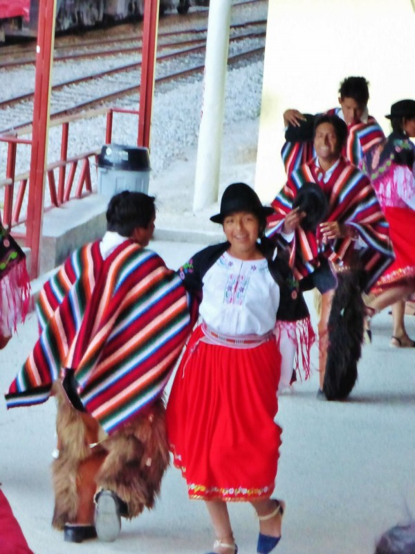 Disembarking at the bottom of the Nose, we were greeted by cheerful, local villagers who do a wonderful job promoting tourism.  An excellent museum tour, a native snack and colorful dance show awaited us.