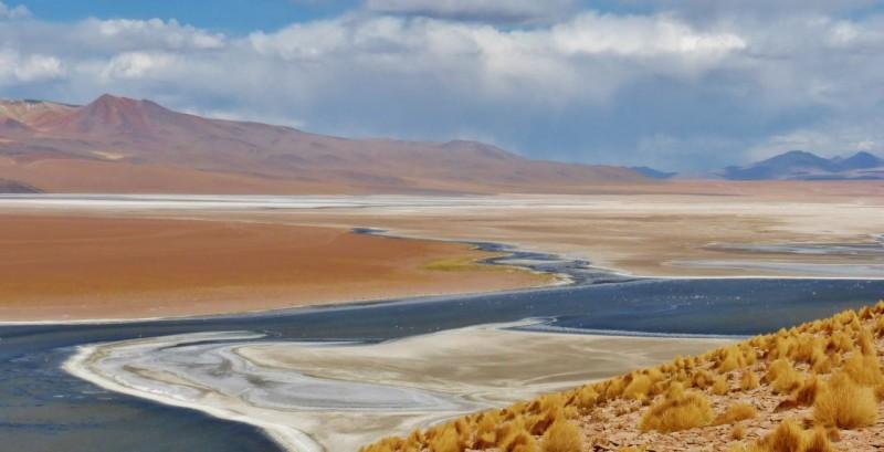 Laguna Chalviri.