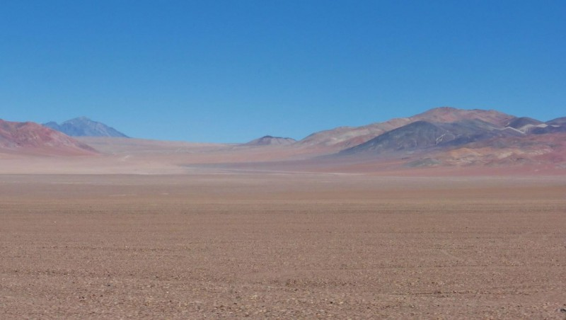 Ah, we love the desolate Atacama Desert.