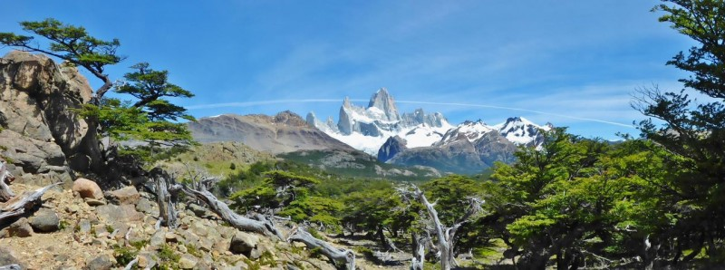 …and a fantastic 14 mile hike to the base of Fitz Roy.