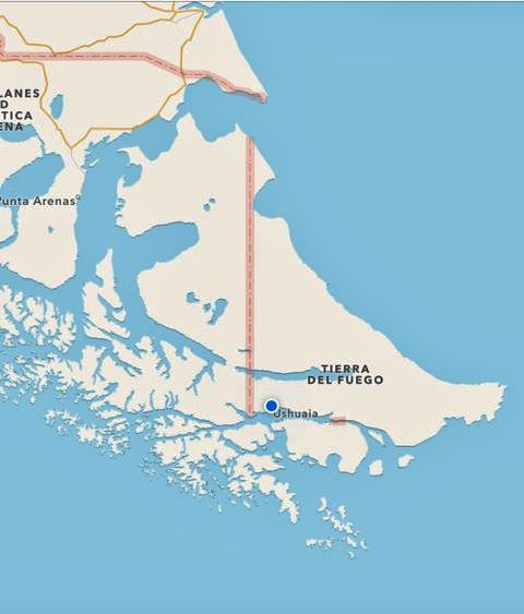 Straights of Magellan, Cape Horn. Wow.