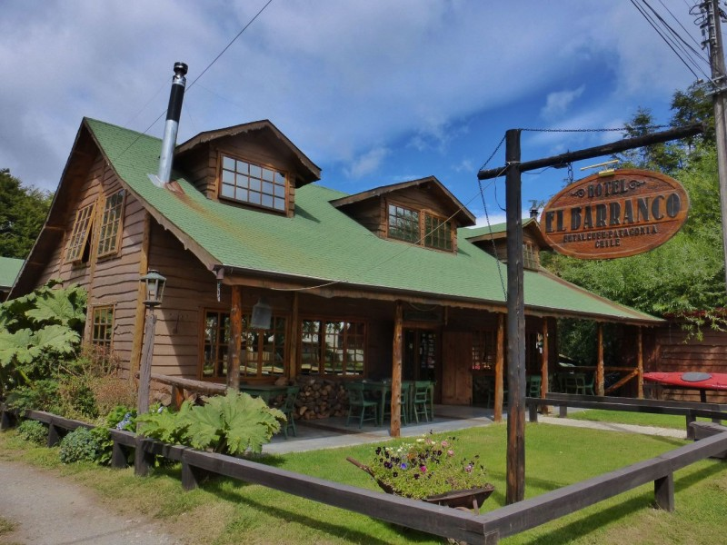 Fulaleufú was a wonderful stopover.  We stayed at this great lodge, a welcome respite from cold, wet camping.